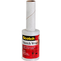 WRAP STRETCH SCOTCH 3M 8033 PLASTIC ON HANDHELD DISPENSER 127MM X 220M CLEAR