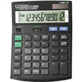 CITIZEN CT666 CT666N CALCULATOR 12 DIGIT CHECK AND CORRECT